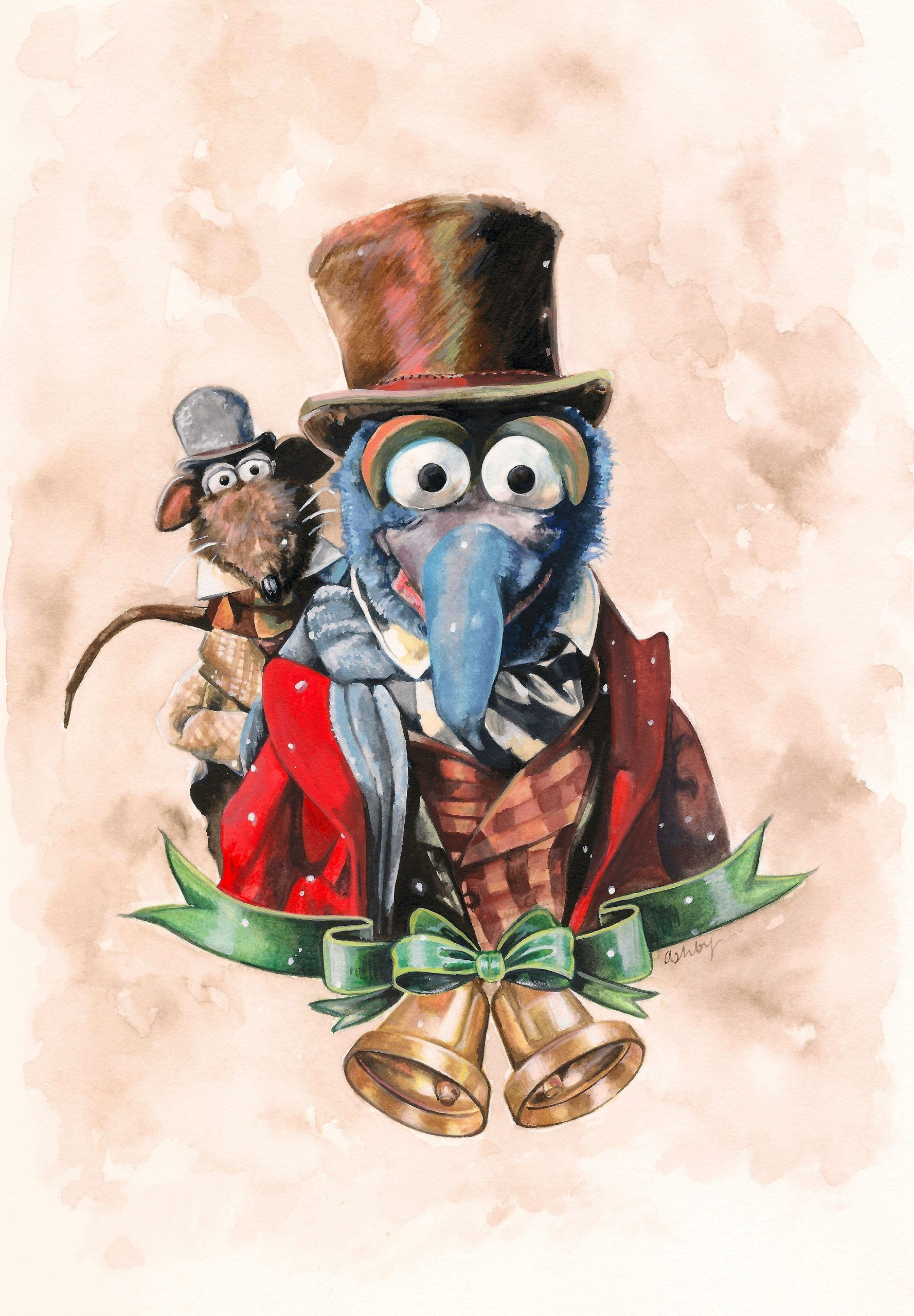A Grand Yuletide Theory: The Muppet Christmas Carol is the Best Adaptation of A Christmas Carol ...