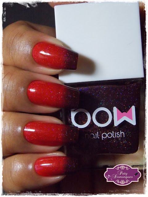Hex - Bow Polish  #bowpolish #esmaltadasdapatydomingues