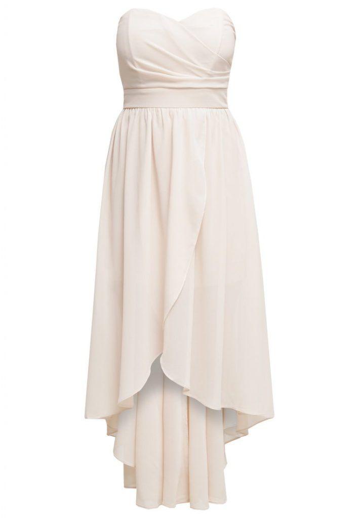 Damen TFNC Cocktailkleid / festliches Kleid sand | Abendkleider ...