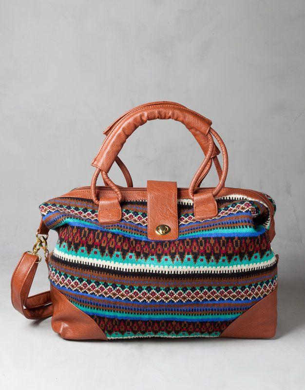 Print bag Pull, Want!     Hippie at Heart     Pinterest   Sac ... f0cc9cadc5e