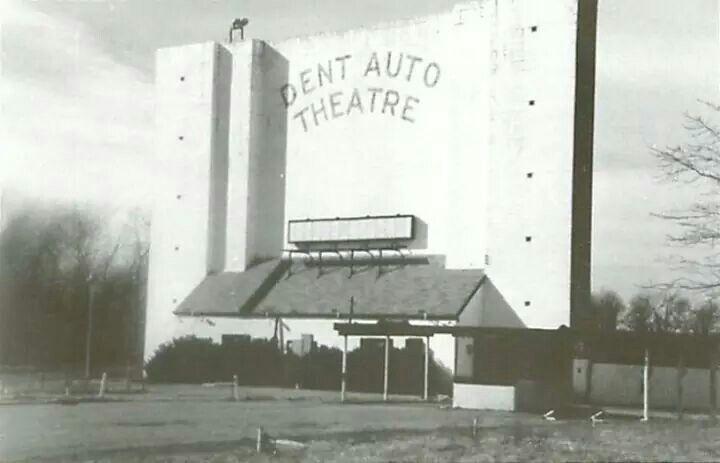 Dent drive in cincinnati drive in movie theater ohio