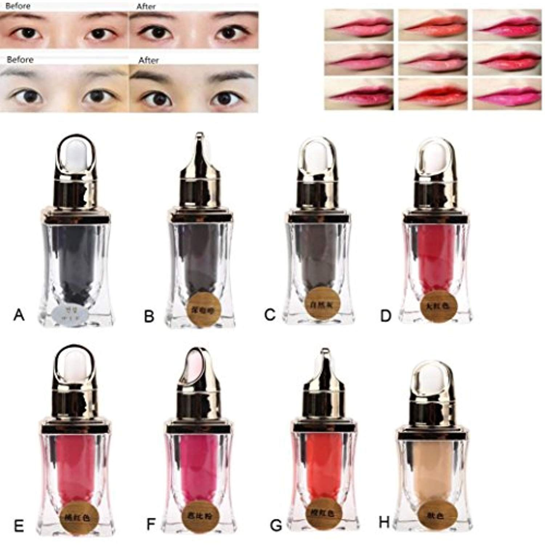 Binmer(TM) Microblading Pigment Permanent Makeup Eyebrow