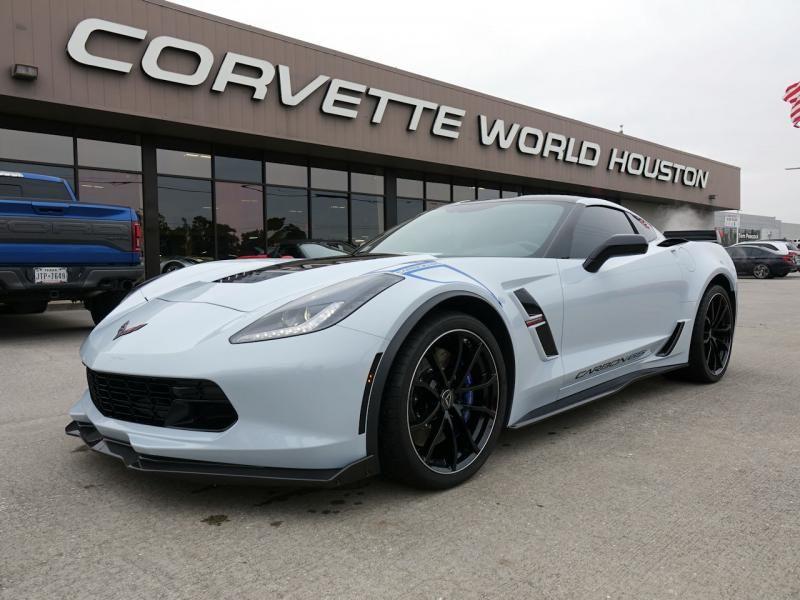 2018 Corvette Coupe For Sale in Texas 79995 2018