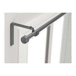 Gardinstenger og gardinskinner - IKEA