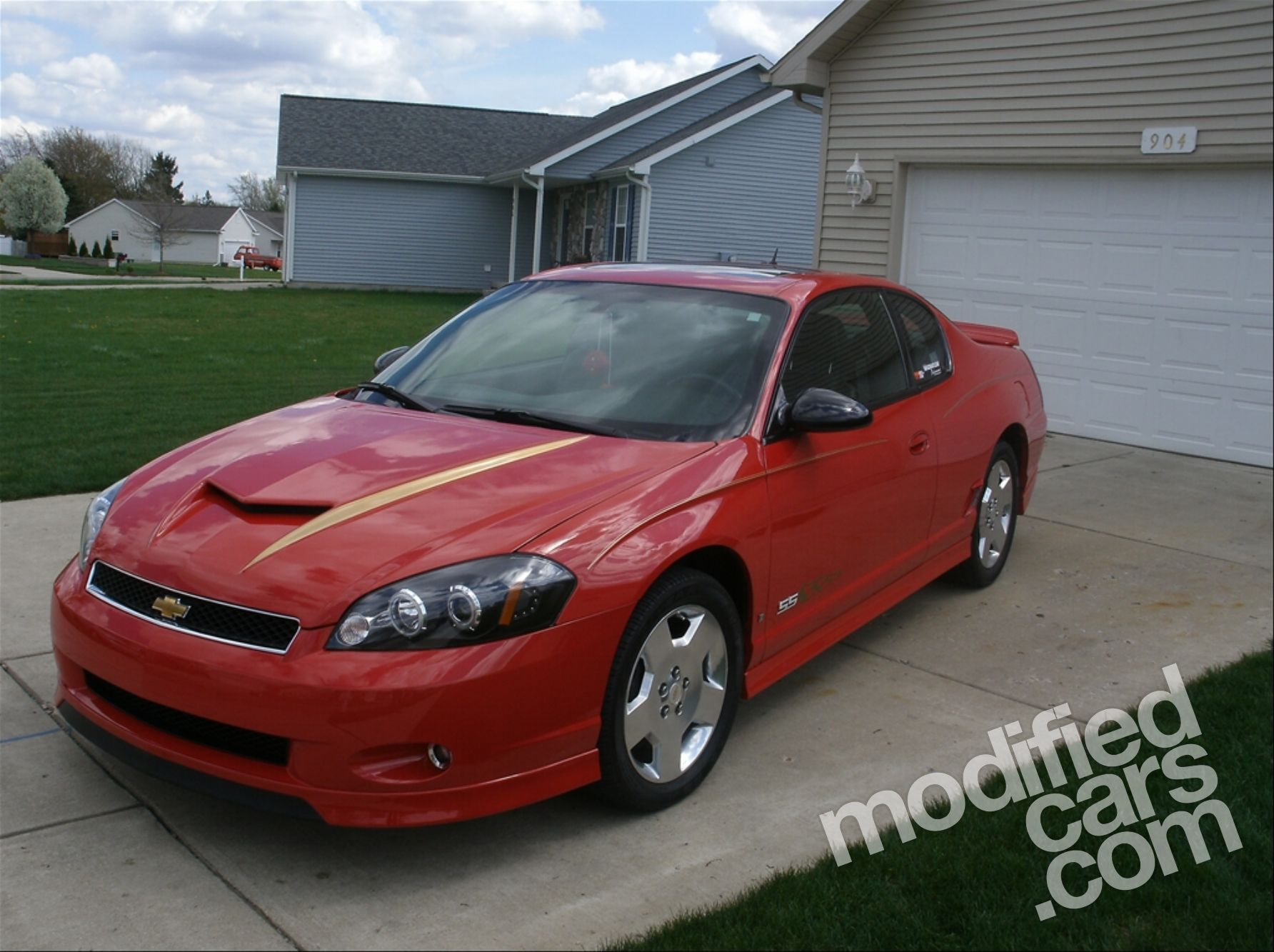 Modified chevrolet monte carlo 2006 pictures modified cars