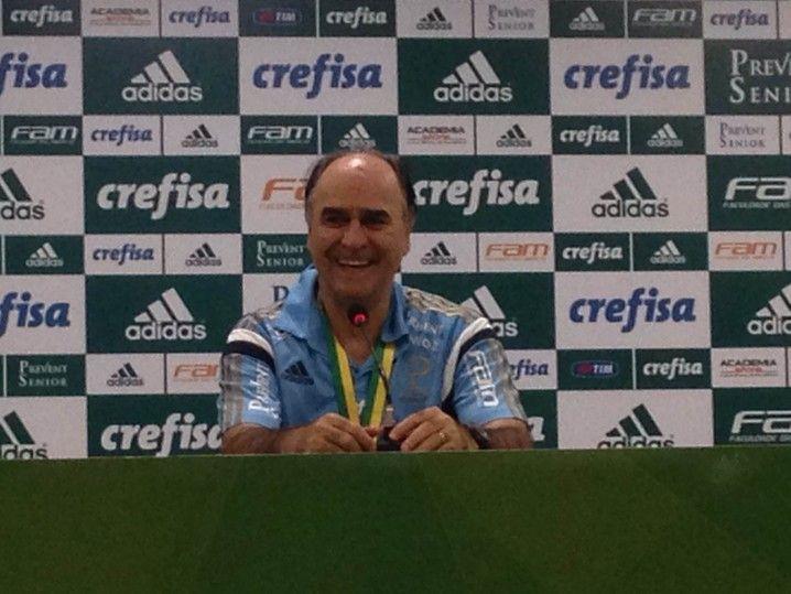 Marcelo Oliveira, Palmeiras campeão