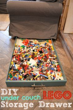 Enjoyable Easy Tutorial Build Your Own Diy Lego Storage Drawer That Gmtry Best Dining Table And Chair Ideas Images Gmtryco