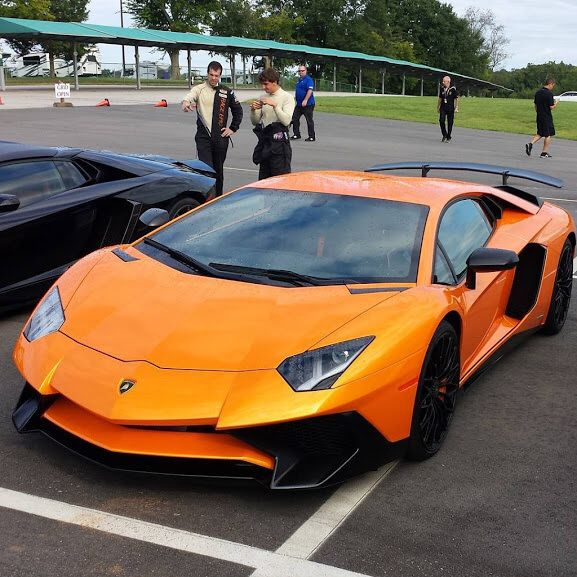 82782ac343abe Lamborghini Aventador Super Veloce Coupe painted in Arancio Atlas Photo  taken by  Cars of Maryland   Virginia on Flickr