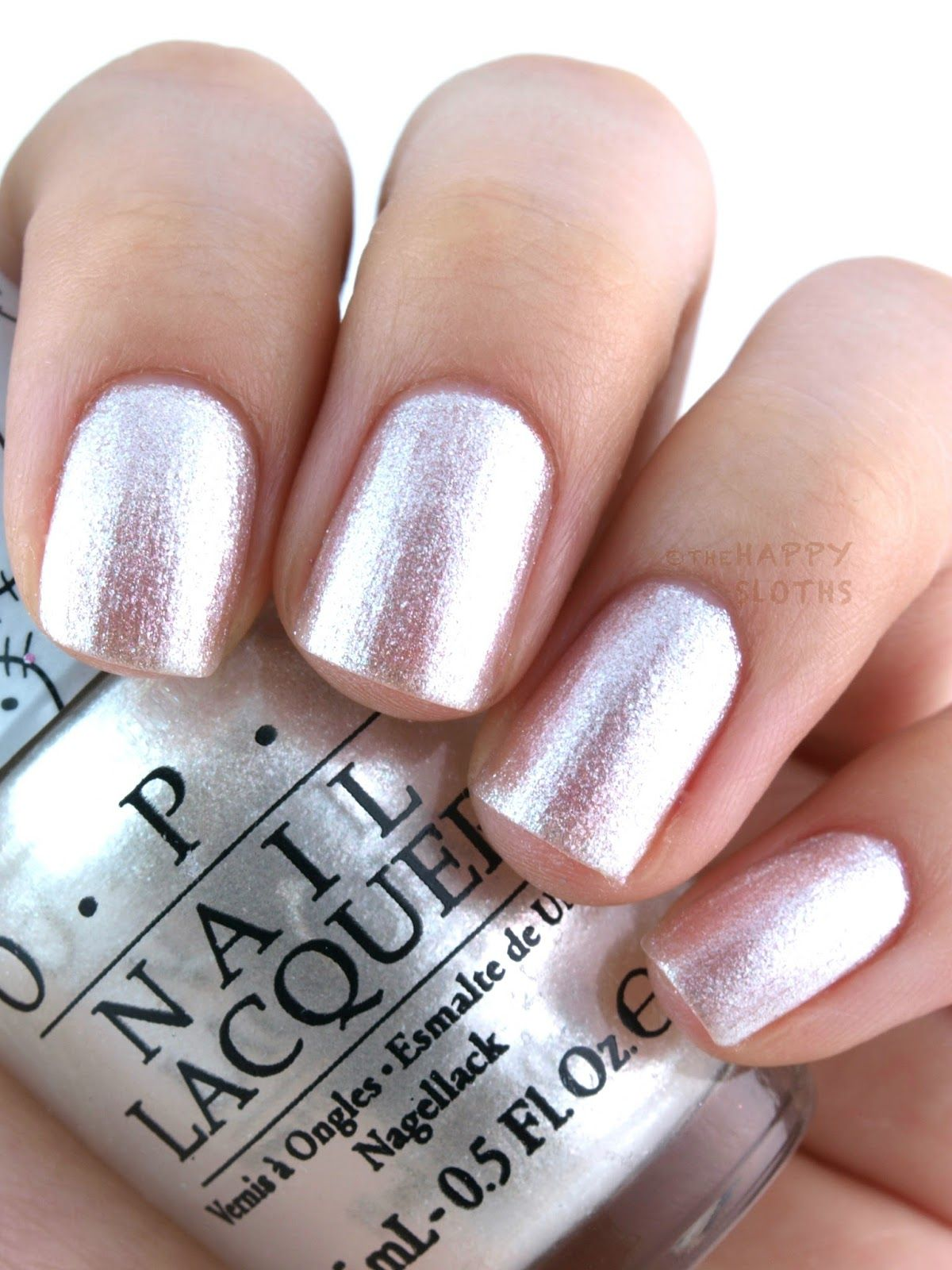 OPI Hello Kitty Collection: Review and Swatches   Diseños de uñas ...