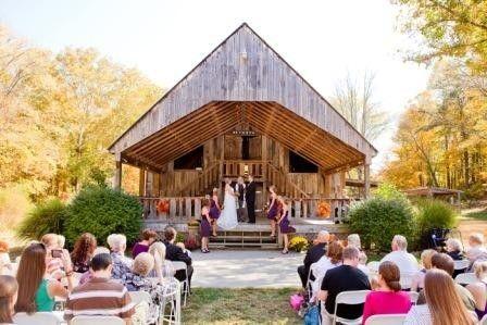 Avon Wedding Barn Indiana