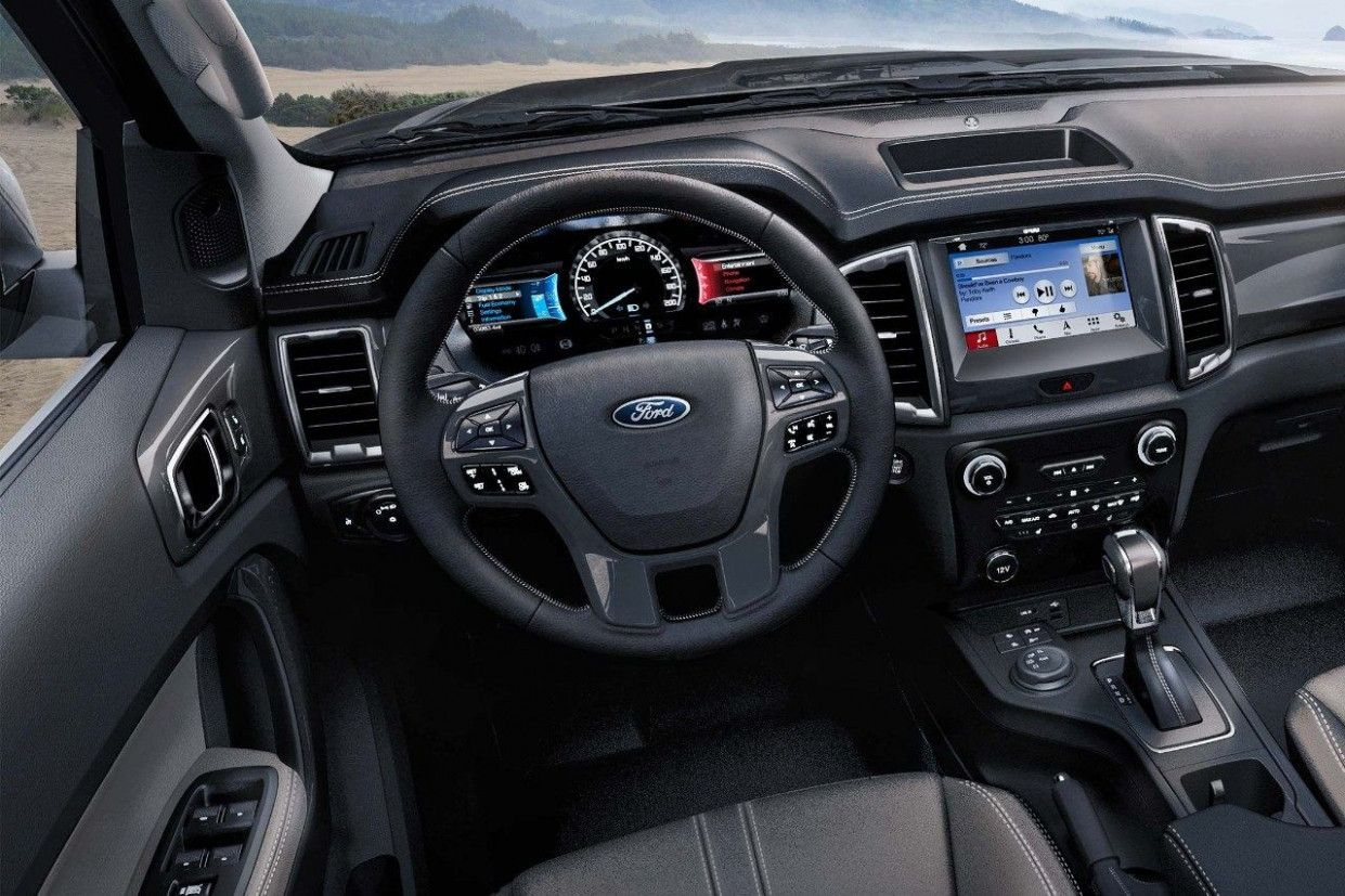Ford Ranger 2020 Interior Redesign And Concept 2020 Car Reviews Ford Ranger Interior Ford Ranger 2020 Ford Ranger