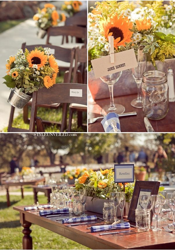 Sacramento Country Wedding Decorke The Top Two Pictures Party