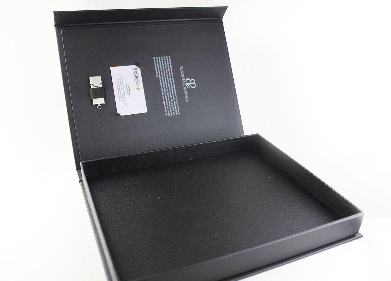 Presentation Box | A4 - Four Sided Box - Quattro Style - Inner ...