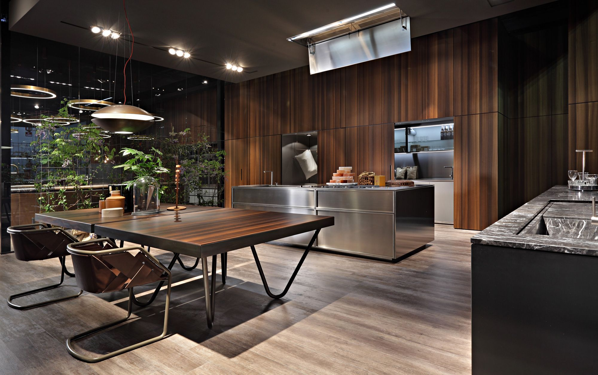 pin by kaer architects on interior design luxury kitchens kitchen design modern interior design on kitchen interior luxury id=44678