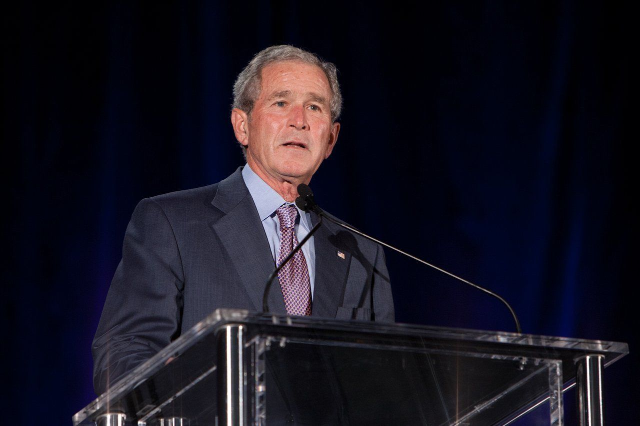 President George W. Bush -- Jack Hartzman Photography - Washington, DC area - Call (301) 762-1800 for more information
