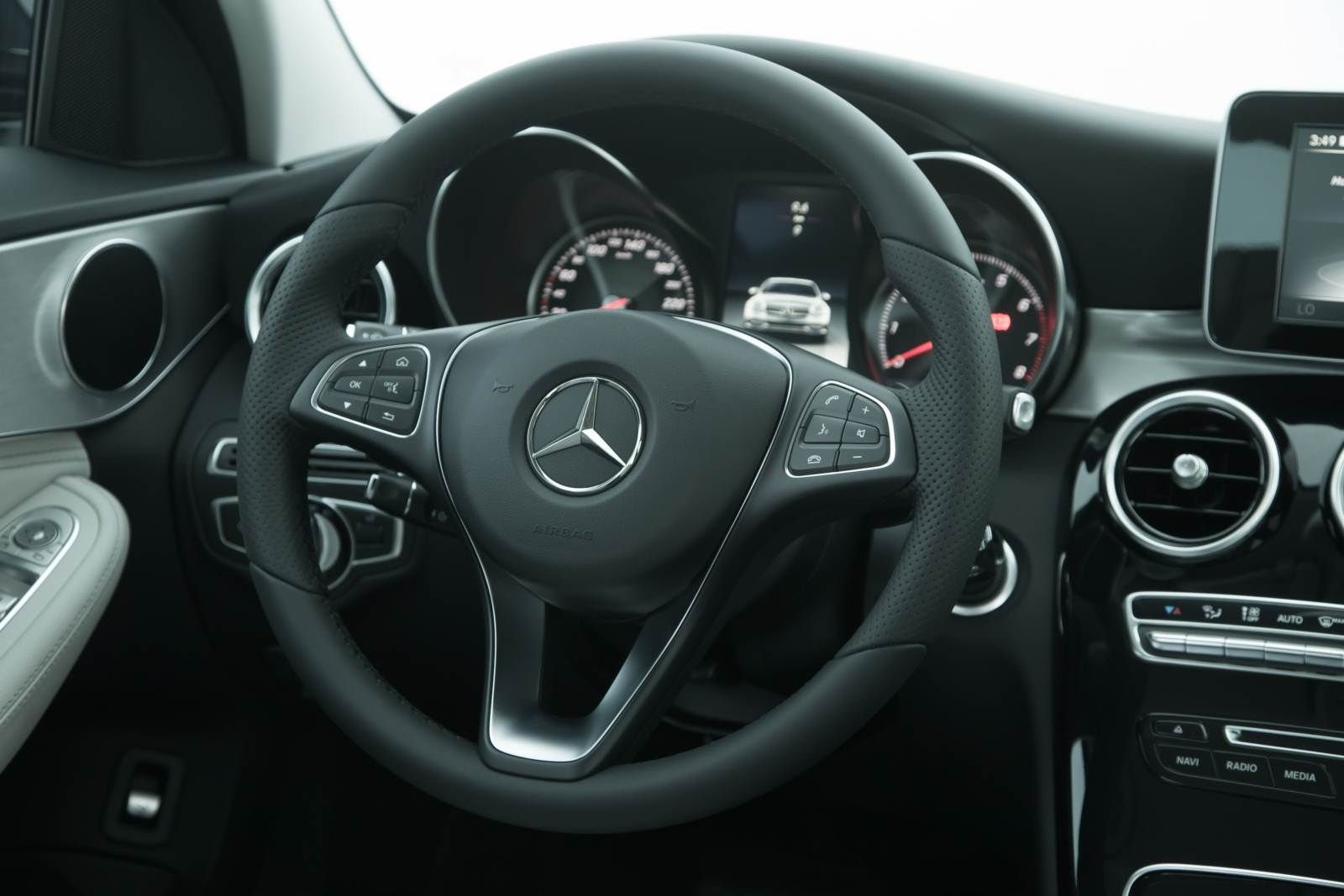 Mercedes Benz C180 Avantgarde Interior Cars Pinterest