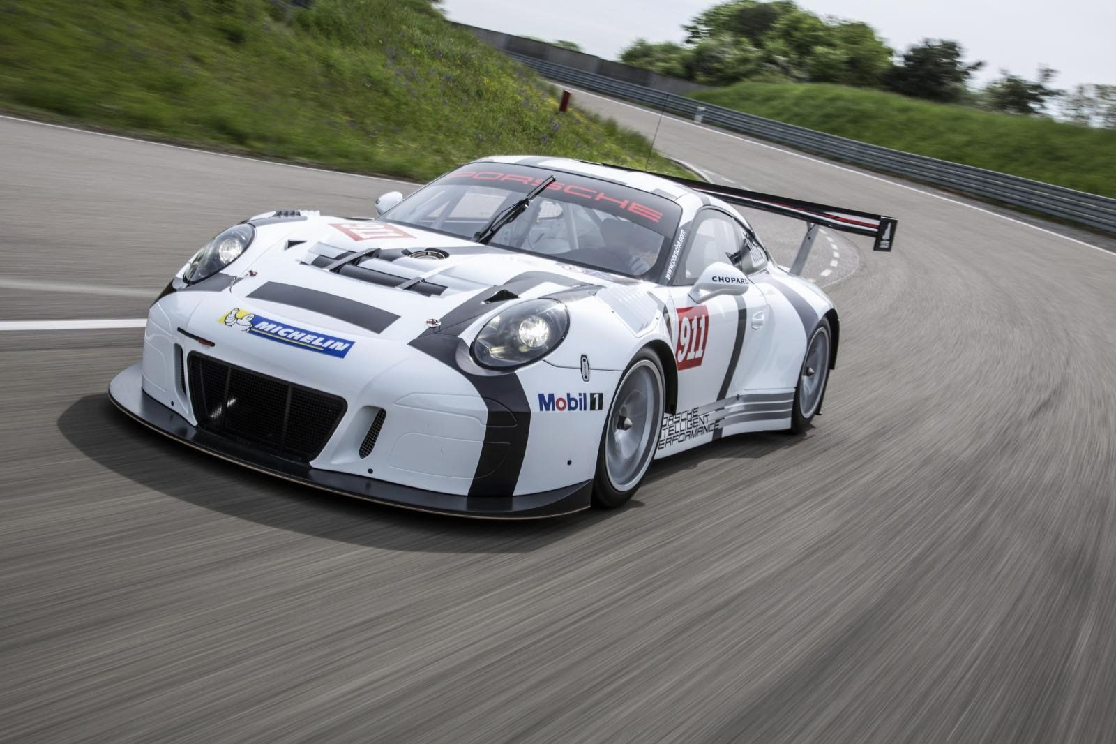 Porsche 911 GT3 R 500 HP
