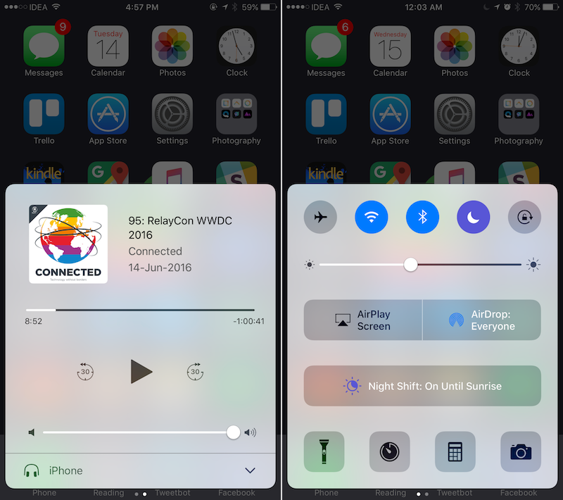 Control Center is getting a makeover. (With images