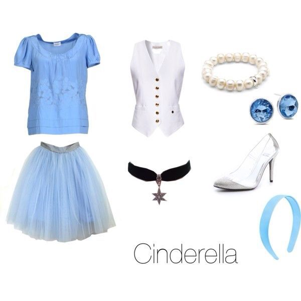 Cinderella casual cosplay | Casual cosplay, Disney ...