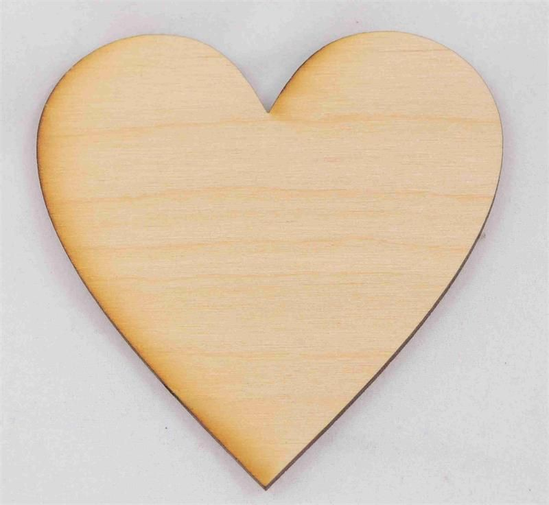 Plywood Hearts Wood Cutouts Wooden Hearts Wooden Hearts Crafts
