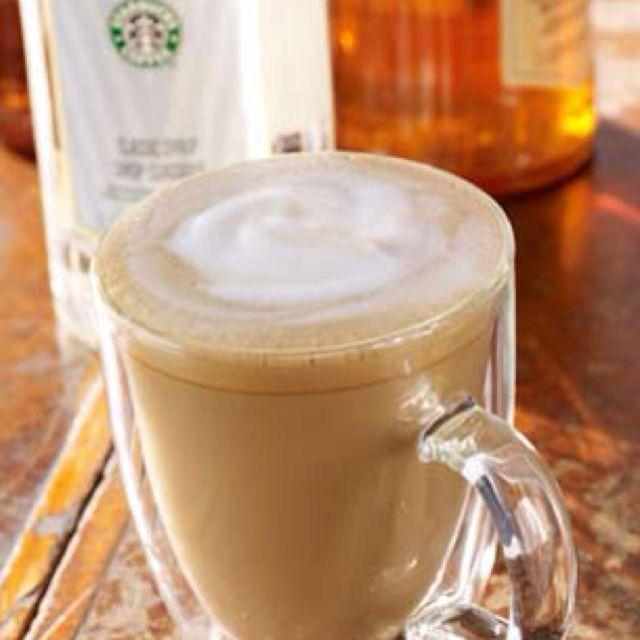2/27: A Grande Skinny Hazelnut Latte From Starbucks Was