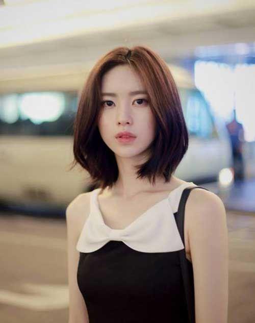 Pin Oleh Monica Gifol Di Yoon Seon Yeong Gaya Rambut Pendek Ide Gaya Rambut Potongan Rambut Sedang