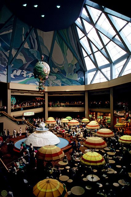 The Land Pavilion at #Disney's Epcot