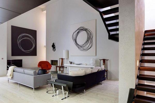 Interessante Dekoration Wohnzimmer 2015