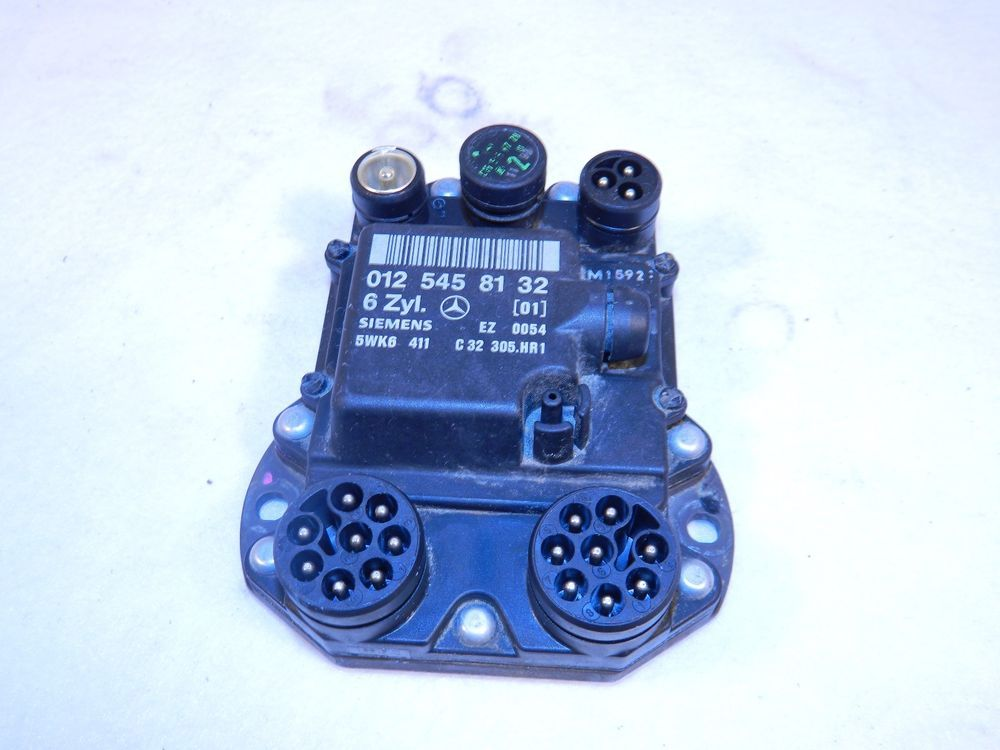 220 545 03 08 OEM 2000-2002 Mercedes-Benz S430 S500 Ignition Switch Unit P