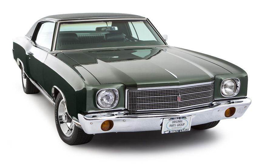 OPGI Customer Car Spotlight: 1970 Monte Carlo 454 SS