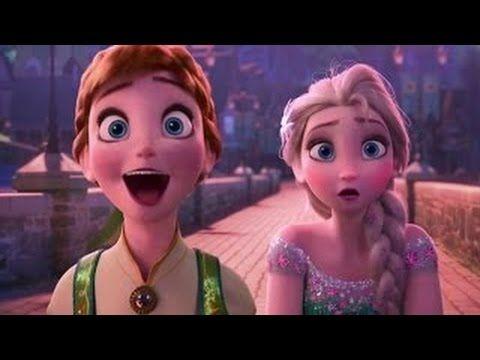 Frozen Febre Congelante Filme Completo Dublado Dia Perfeito