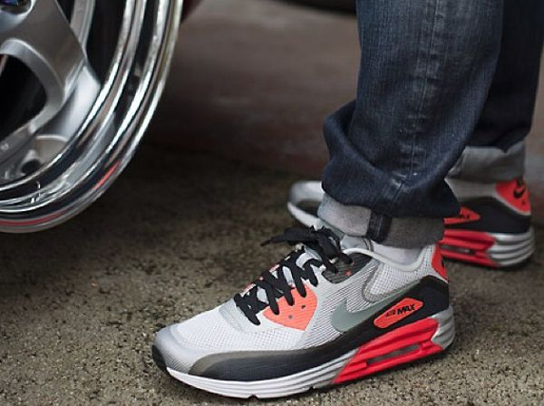 nouvelles publicités Nike - Air Max Lunar 90. | For The Feet. | Pinterest | Air Maxes, Nike ...