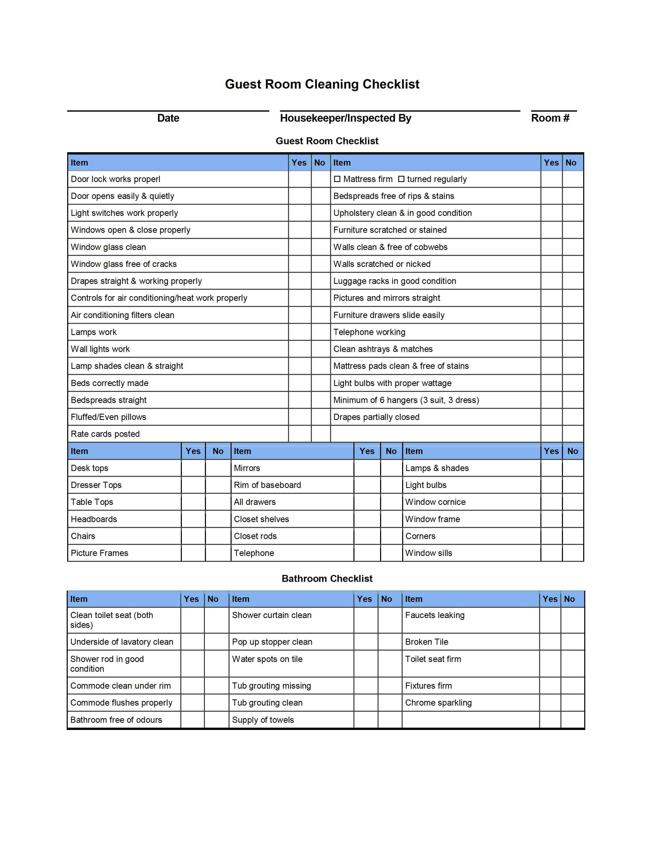 Ideas About Checklist Template Balance