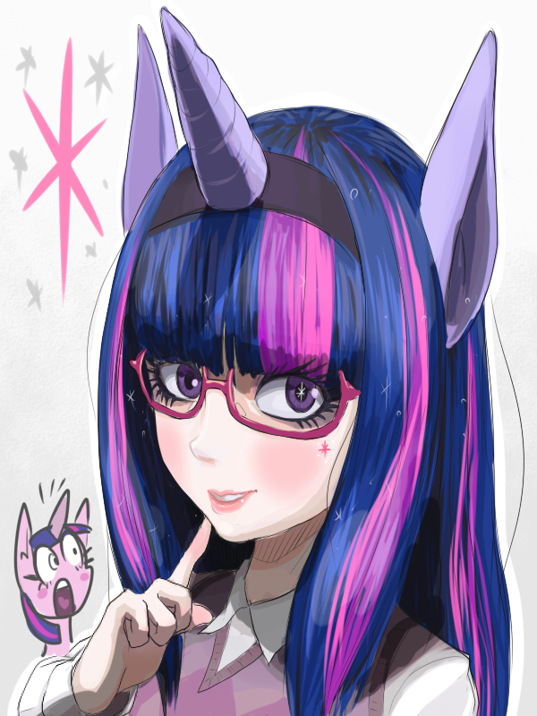 Humanized twilighit returns by