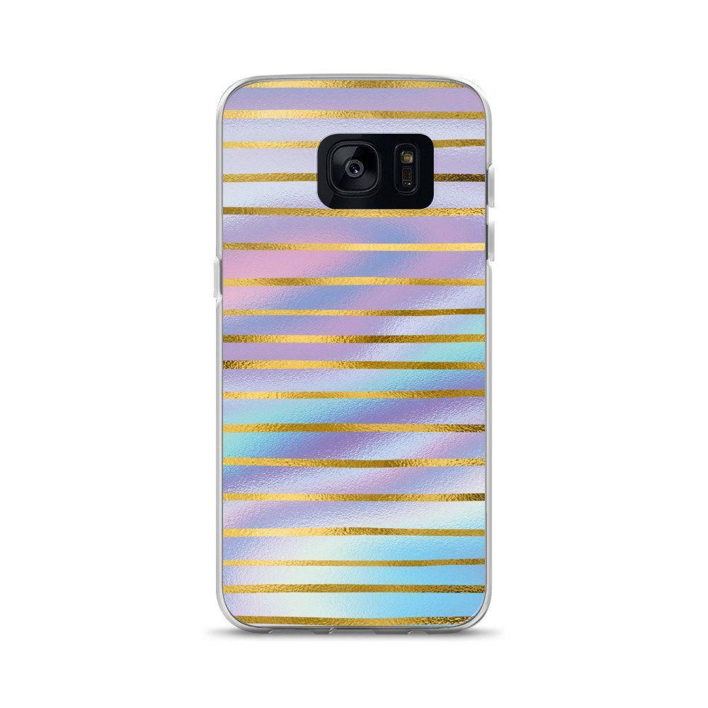 best authentic de457 bdd0e Rainbow Stripe Samsung Case, Galaxy S7, Galaxy S7 Edge, Galaxy S8 ...