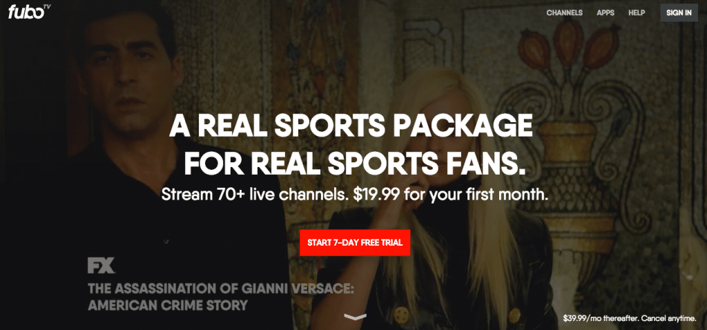How to Watch Fox Sports (FS1) Live Without Cable 2019