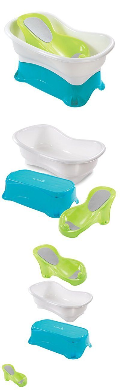 Summer Infant Comfort Height Bath Tub | Bath tubs, Tubs and Infant