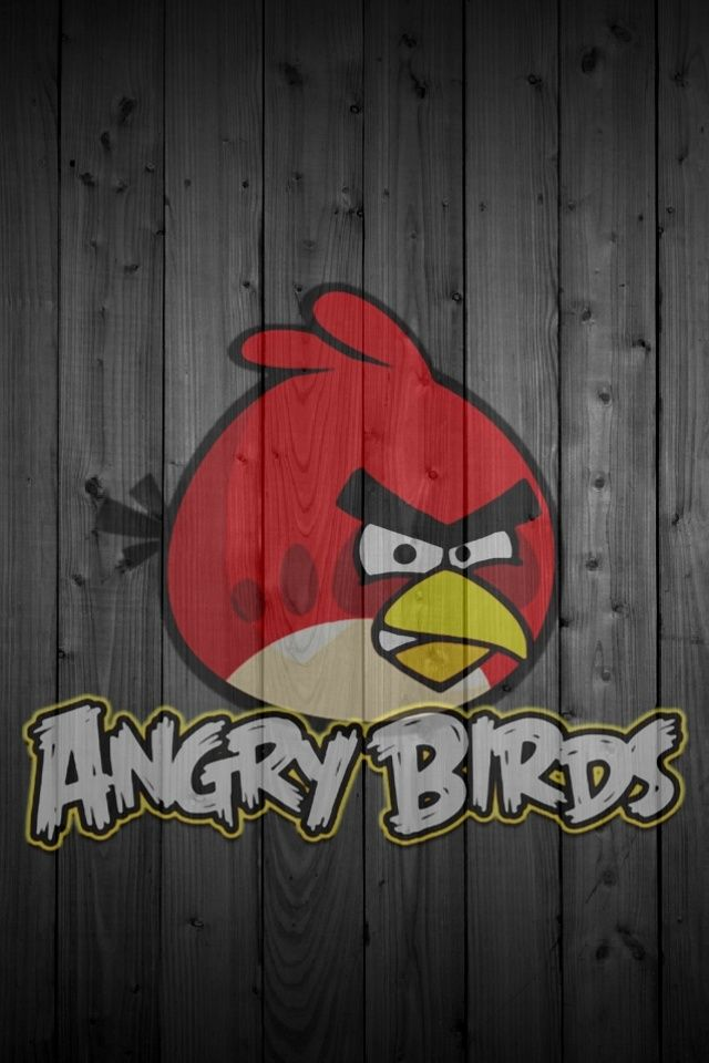 Angry Birds Bird Wallpaper Red Angry Bird Angry Birds