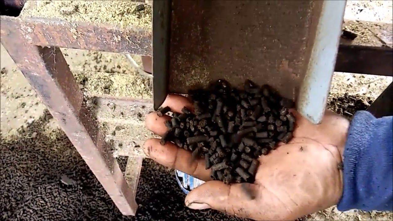 เครื่องอัดเม็ดปุ๋ย มูลสัตว์ Fertilizer pellet 0810661540
