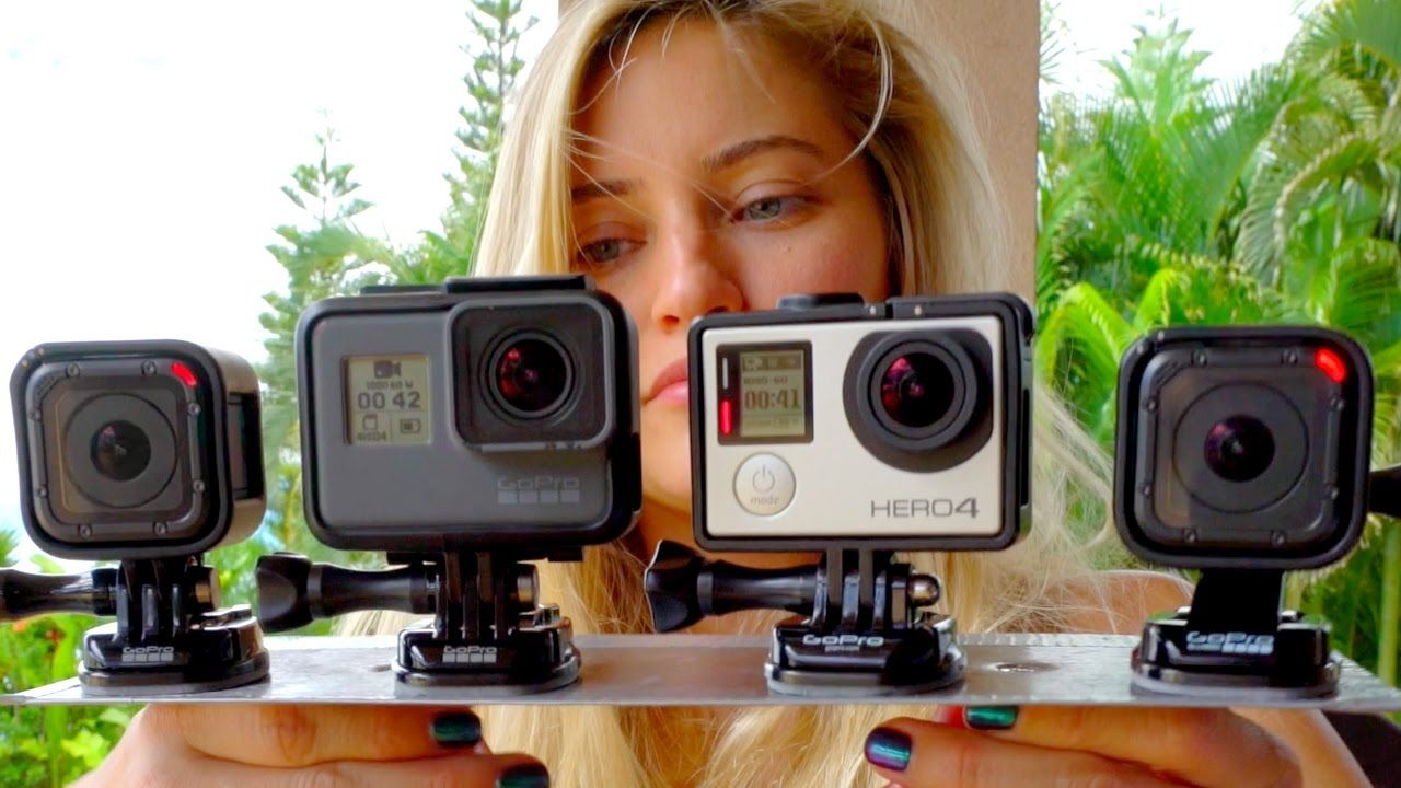 Sexual harassment gopro camera