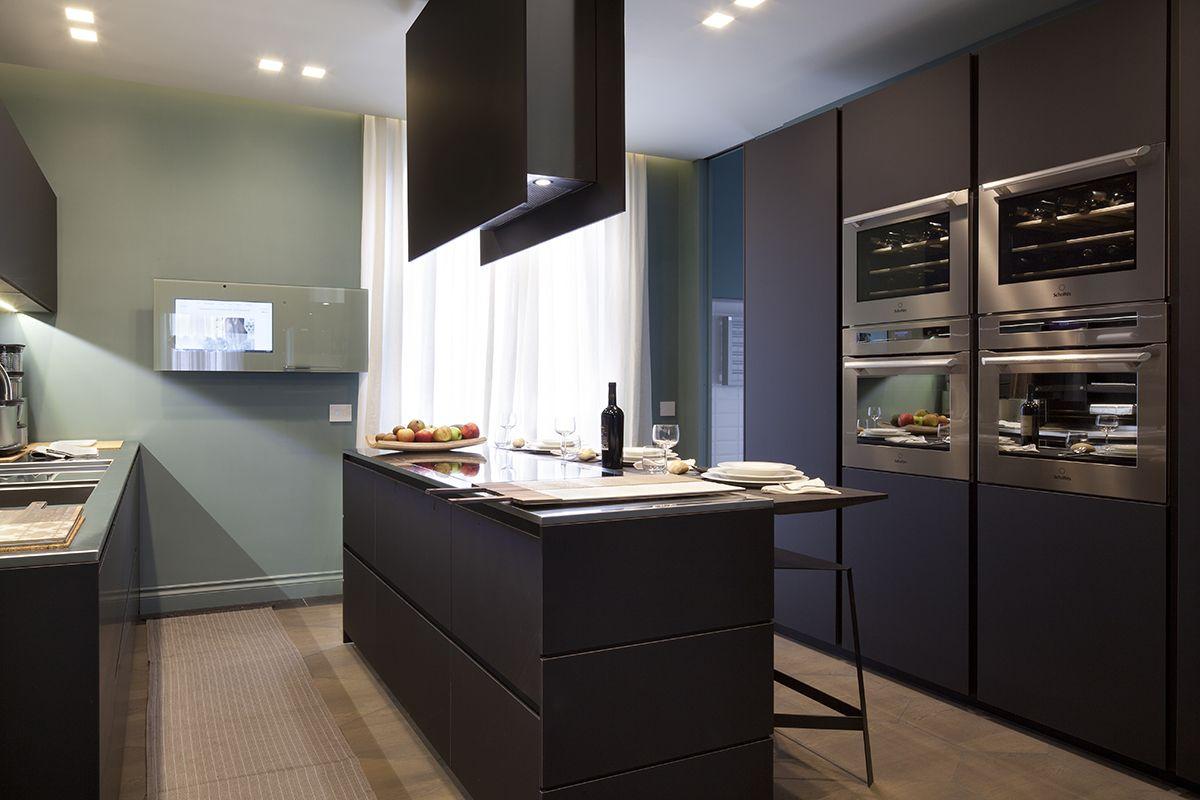 Cucina su misura Modulnova Milano Andrea Castrignano - Atelier ...