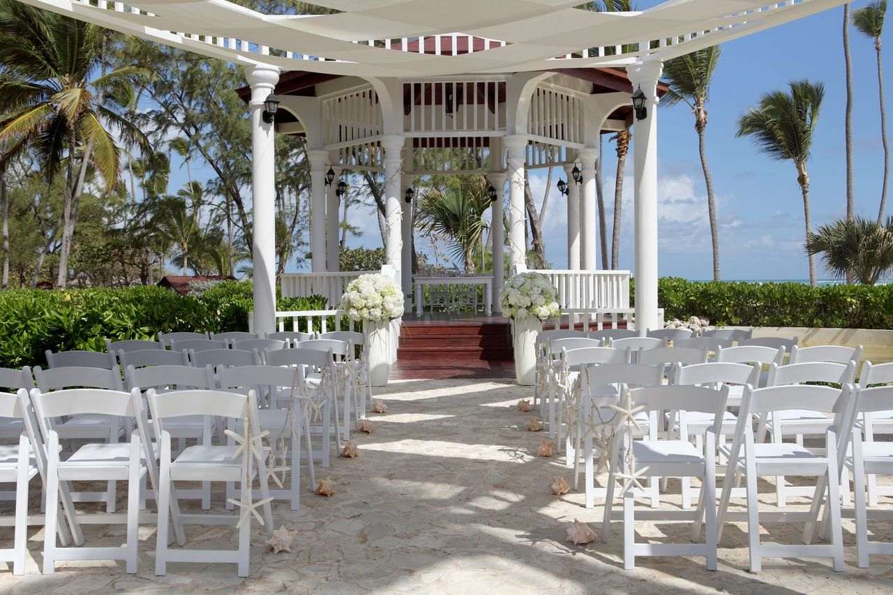 Waves Of Love Package Gazebo Ceremony Punta Cana