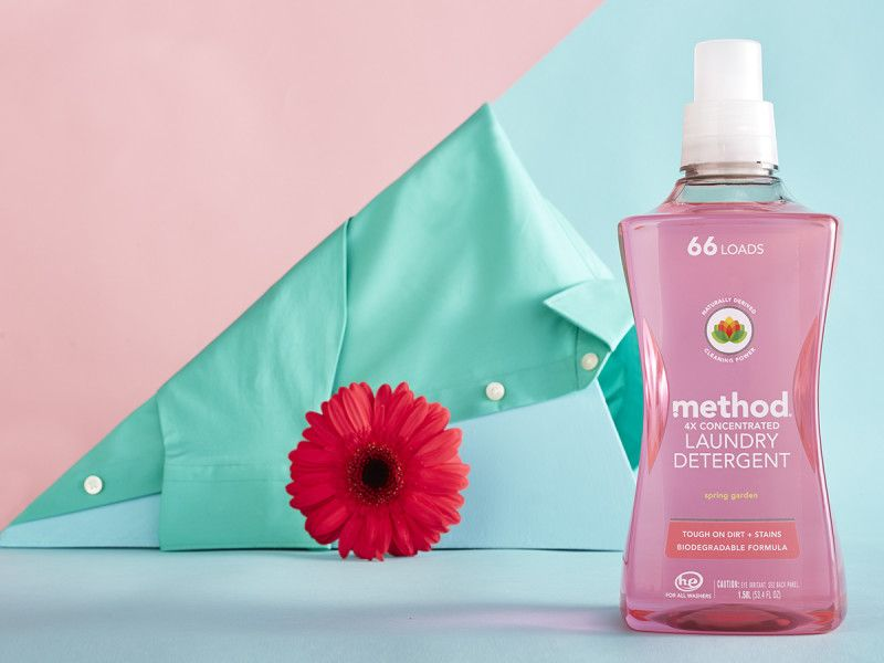 Keeping Those New Clothes Looking New With Method Laundry