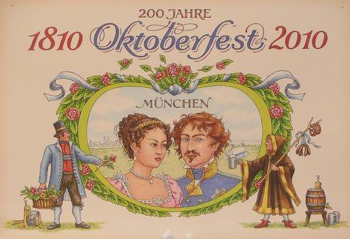 L'origine dell' #Oktoberfest.