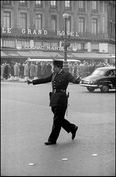 Le Flic, 1959