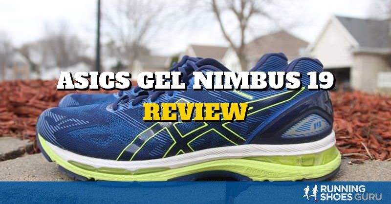 new styles 8936d 4fb08 The ASICS Nimbus 19 is the flagship neutral trainer for the ...