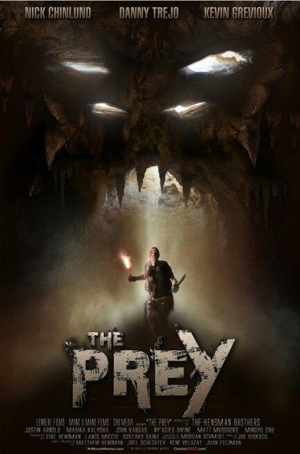 The Prey 2016 Thriller Film Horror Film