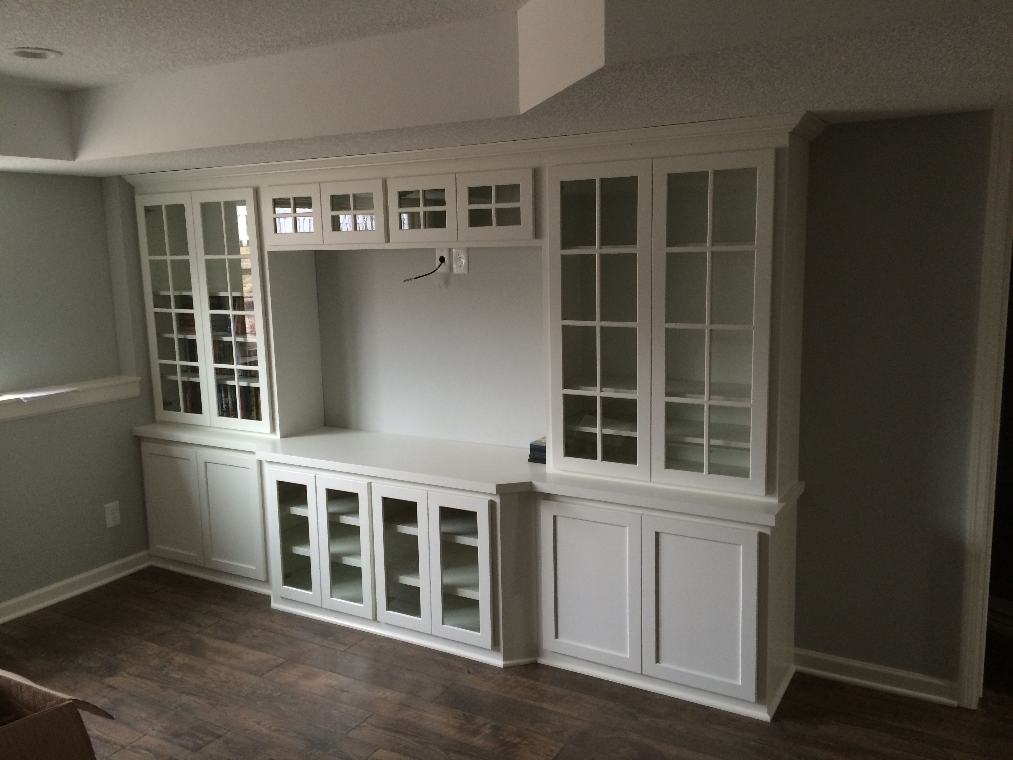 Beautiful Entertainment Centers | Valley Custom Cabinets