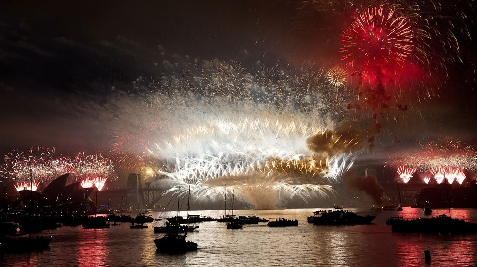 Sydney, Australia 2013 (With images) New year photos