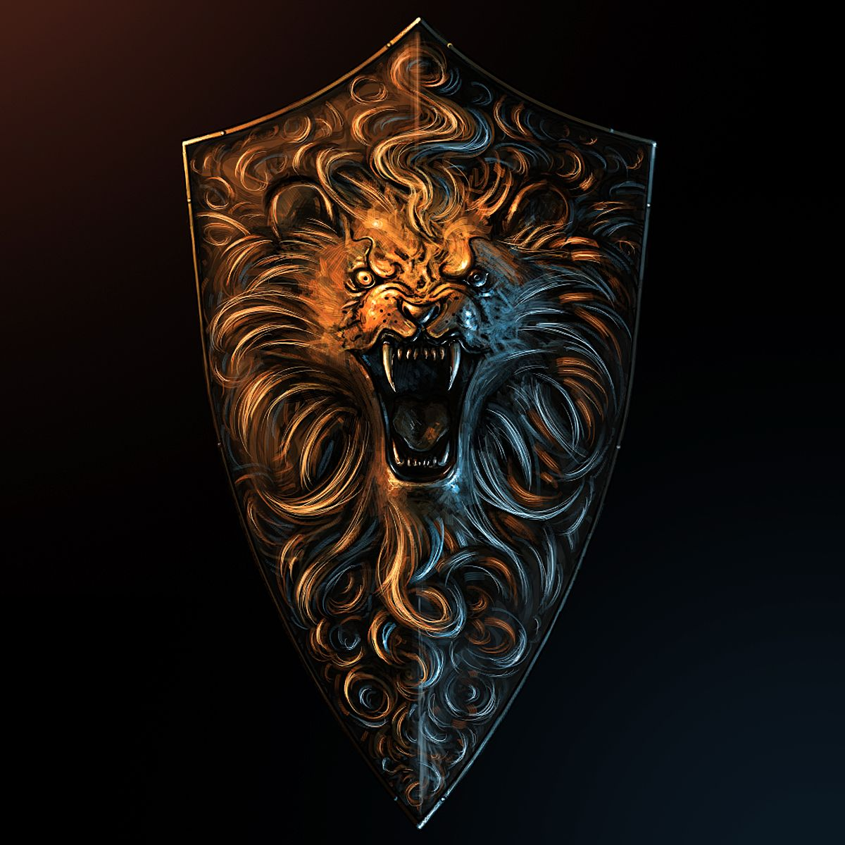Hd Wallpapers 3d Art Tattoo Design: The Best Of Dark Souls 2′s Shield Design